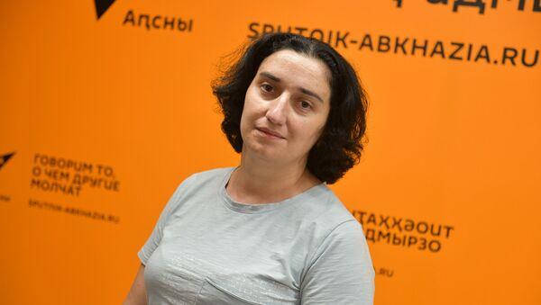 Мадина Чачхалия - Sputnik Аҧсны