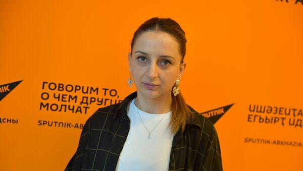 Есма Гәниаԥҳа - Sputnik Аҧсны