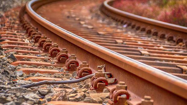 Железная дорога  - Sputnik Аҧсны