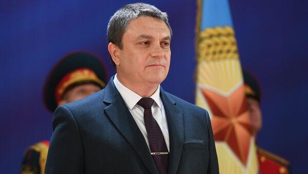 Леонид Пасечник - Sputnik Аҧсны