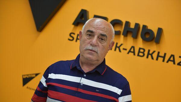 Едуард Барганџьиа - Sputnik Аҧсны