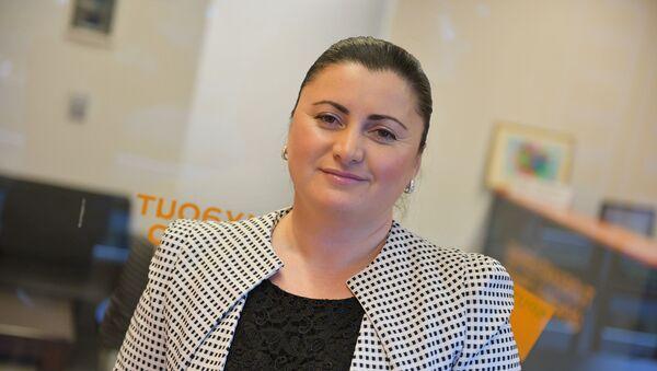 Асида Ахсалба - Sputnik Абхазия