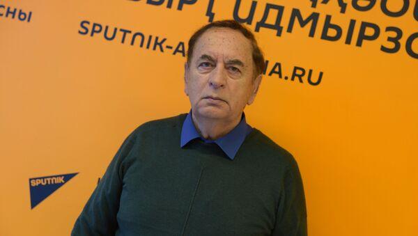 Январбей Экба - Sputnik Абхазия