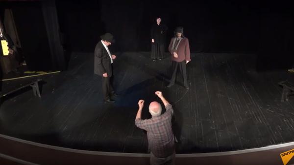 Восстановить Берег неба: как Абхазский театр готовится к новому старому спектаклю - Sputnik Абхазия