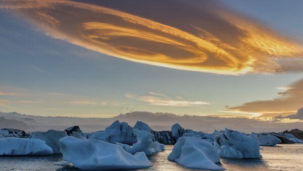 Снимок Cinnamon rolls cloud фотографа Bingyin Sun, ставший финалистом конкурса Weather Photographer of the Year 2019 - Sputnik Абхазия