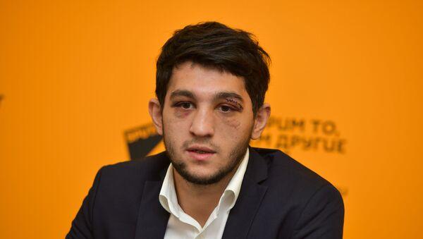 Бой всей жизни: Игорь Адлейба рассказал о чемпионском бое в Екатеринбурге - Sputnik Абхазия