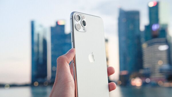 iPhone 11 Pro Max - Sputnik Абхазия