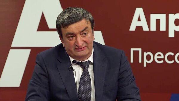 Владимир Джения  - Sputnik Аҧсны