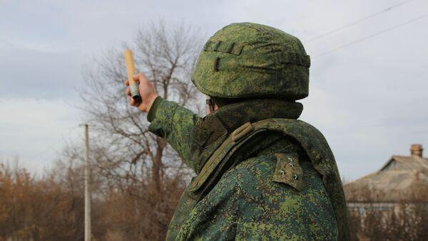 Украинские силовики сорвали отвод сил у Петровского в Донбассе  - Sputnik Абхазия