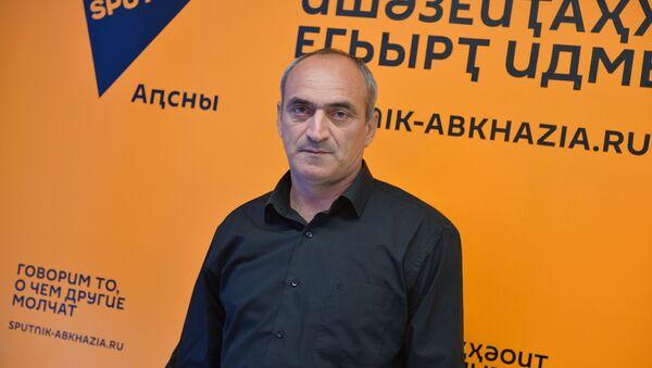 Адамур Ахуба - Sputnik Аҧсны