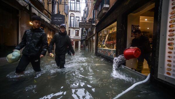Затопление в Венеции  - Sputnik Абхазия