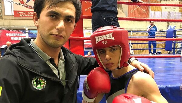 Боксеры из Абхазии победили на турнире в России - Sputnik Аҧсны