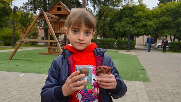 Сабина Пачулия - Sputnik Абхазия