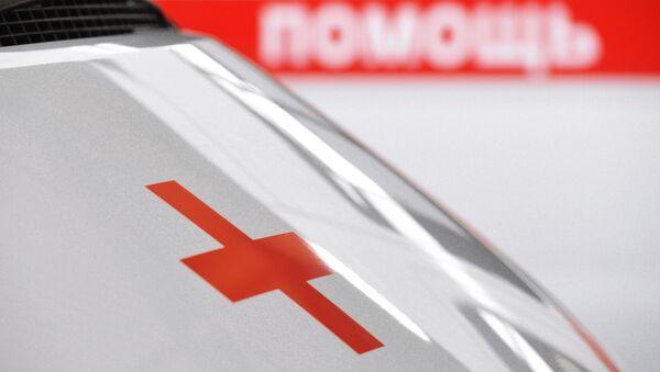 Вручение автомобилей скорой медицинской помощи учреждениям здравоохранения Свердловской области - Sputnik Абхазия