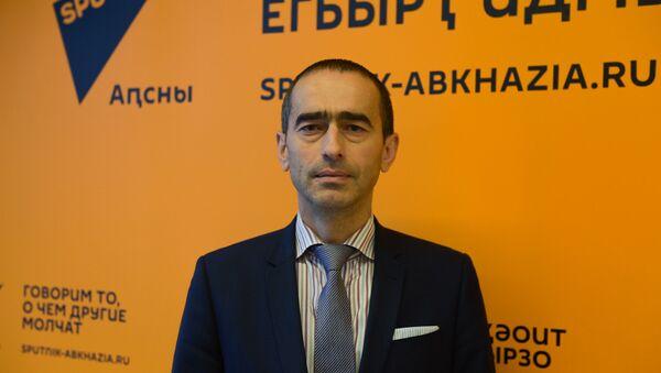 Гиви Габния - Sputnik Абхазия