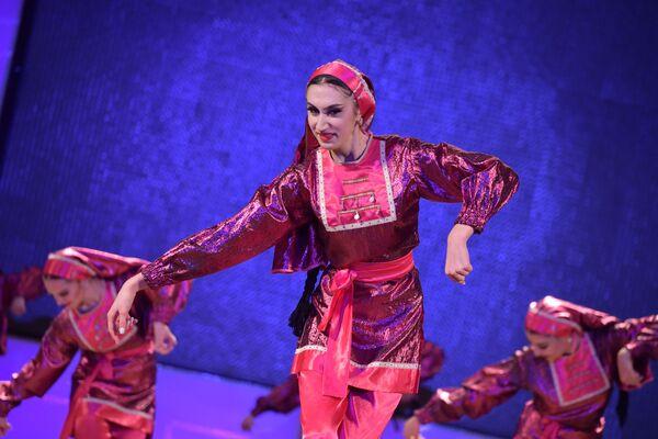 Юбилейный концерт ансамбля Кавказ - Sputnik Абхазия