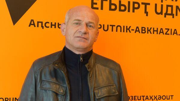 Алхас Коӷониа  - Sputnik Аҧсны