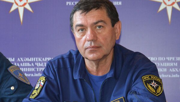 Александр Маркохай - Sputnik Абхазия