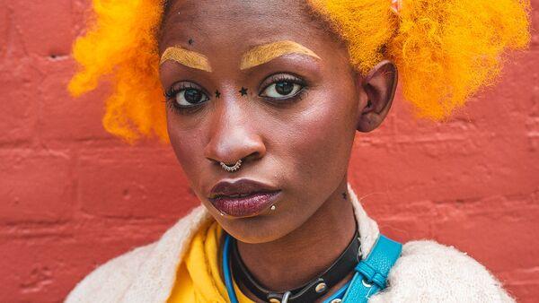 Снимок Naomi's colors фотографа из Франции, представленный на фотоконкурсе The World's Best Photos of #Fashion2019 - Sputnik Абхазия