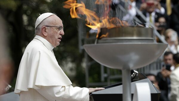 Папа Римский Франциск - Sputnik Абхазия