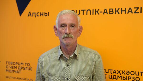 Зураб Аҳәба  - Sputnik Аҧсны