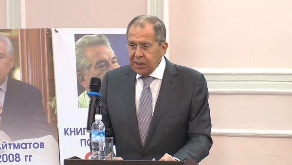 Лавров: Россия будет и дальше помогать партнерам из Центральной Азии - Sputnik Абхазия