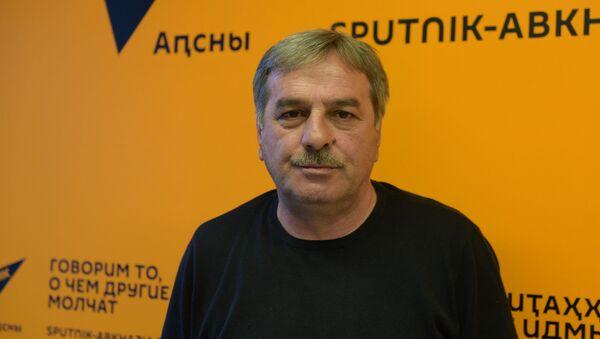 Вячеслав Харания  - Sputnik Аҧсны