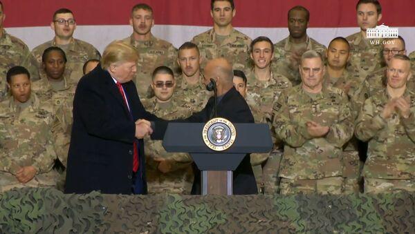 Дональд Трамп заявил, что Талибан* стремится заключить мирное соглашение - Sputnik Абхазия
