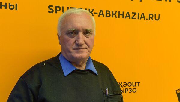 Сурам Сақаниа  - Sputnik Аҧсны