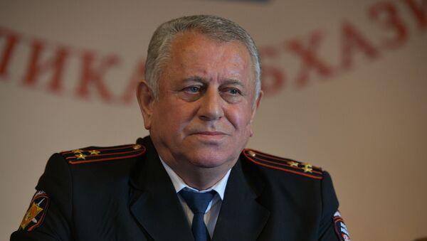 Представление нового министра МВД Раули Смыр - Sputnik Абхазия