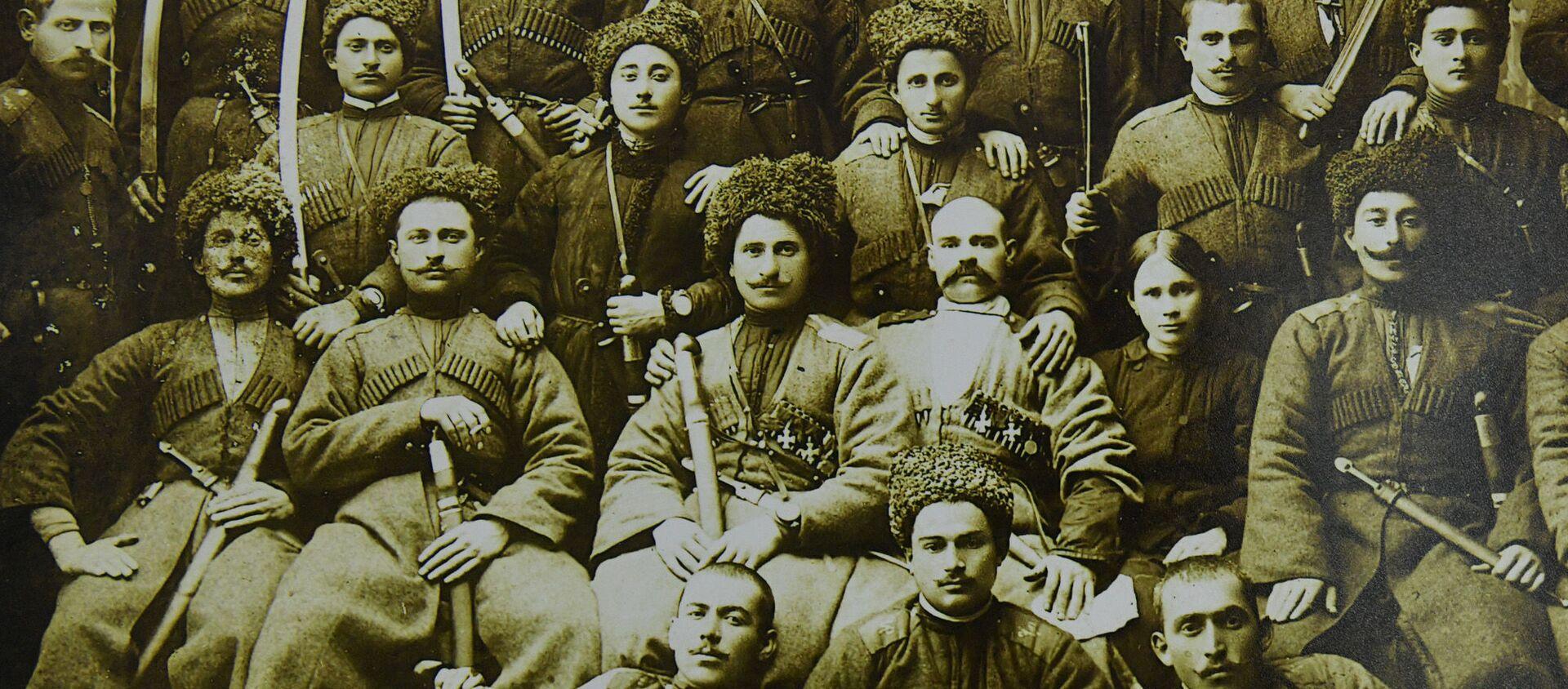 Абхазские всадники  - Sputnik Абхазия, 1920, 07.12.2020