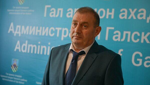 Омар Бганба  - Sputnik Аҧсны