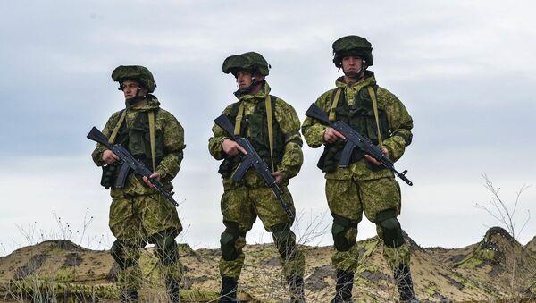 Учения ВДВ, ВКС и Черноморского флота начались в Крыму - Sputnik Абхазия