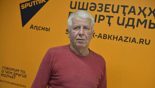 Даур Инапшба - Sputnik Аҧсны
