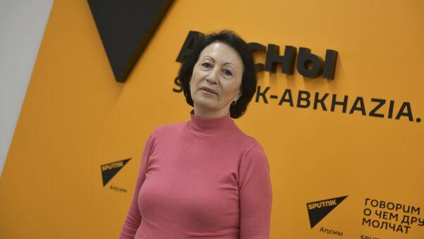 Маиа Гьерзмааԥҳа - Sputnik Аҧсны