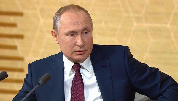 Владимир Путин о решении ВАДА: мы делаем все, чтобы российский спорт был чистым - Sputnik Абхазия