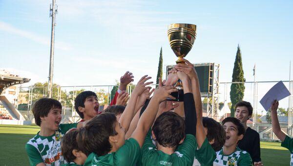 Первый Международный турнир по футболу Кубок Победы   - Sputnik Абхазия