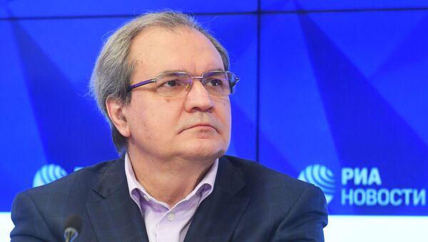 Секретарь Общественной палаты РФ Валерий Фадеев - Sputnik Абхазия