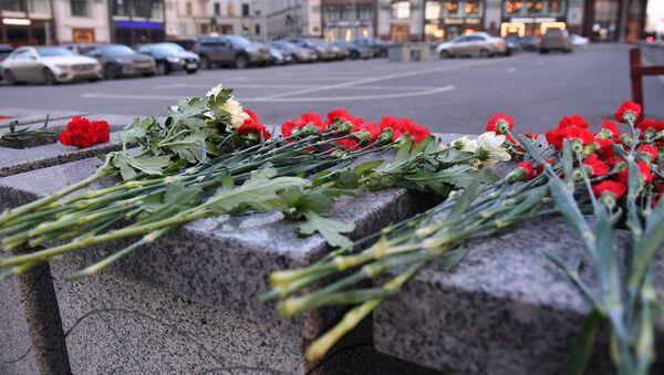 Ситуация на месте стрельбы в центре Москвы - Sputnik Абхазия