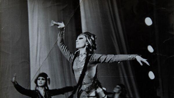 Майя Герзмава - Sputnik Абхазия