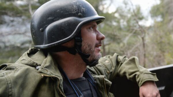 Фотокорреспондент Андрей Стенин - Sputnik Абхазия