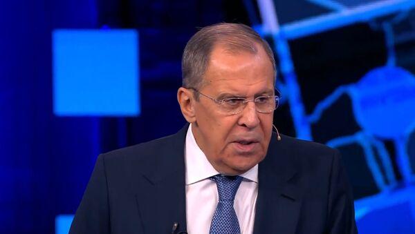 Лавров: Россия ответит на американские санкции против Северного потока – 2 - Sputnik Абхазия