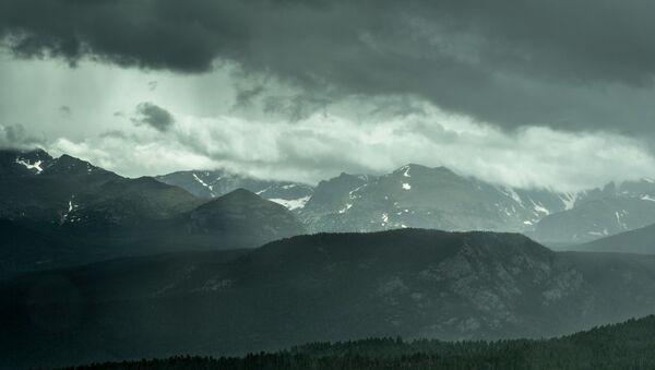 Пасмурная погода в горах  - Sputnik Абхазия