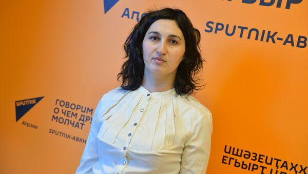 Эсма Тодуа - Sputnik Аҧсны