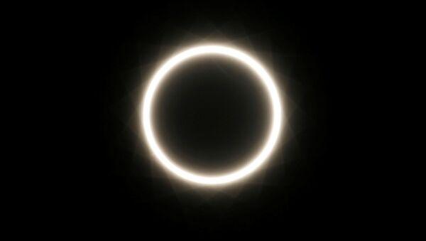 Солнечное затмение в Сиаке, Индонезия - Sputnik Абхазия