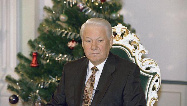 Борис Николаевич Ельцин - Sputnik Абхазия
