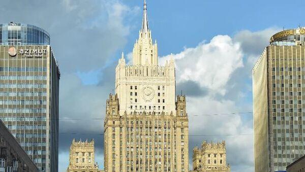 Россия подготовит комплексный ответ на притеснения сотрудников Sputnik Эстония - Sputnik Абхазия
