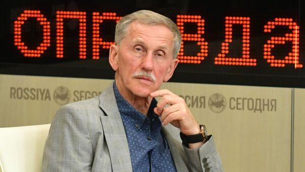 Владимир Оленченко  - Sputnik Абхазия