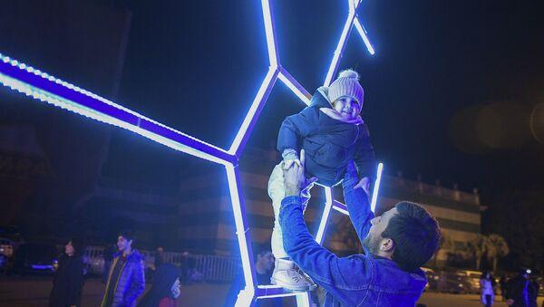 Новогоднее настроение  - Sputnik Абхазия
