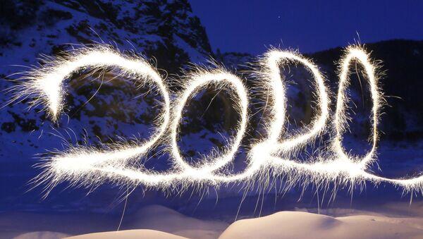 Празднование Нового года в городах России - Sputnik Абхазия